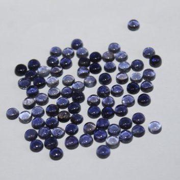 3mm iolite round