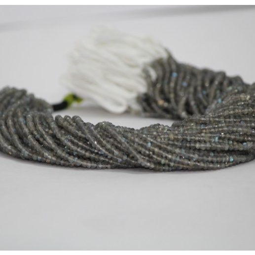 labradorite beads 4mm