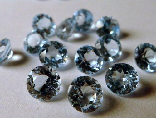 Faceted Gemstone