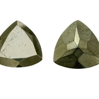 pyrite trillion gemstone
