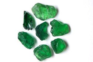 green garnet