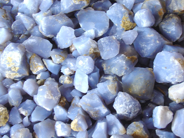 Chalcedony Gemstone