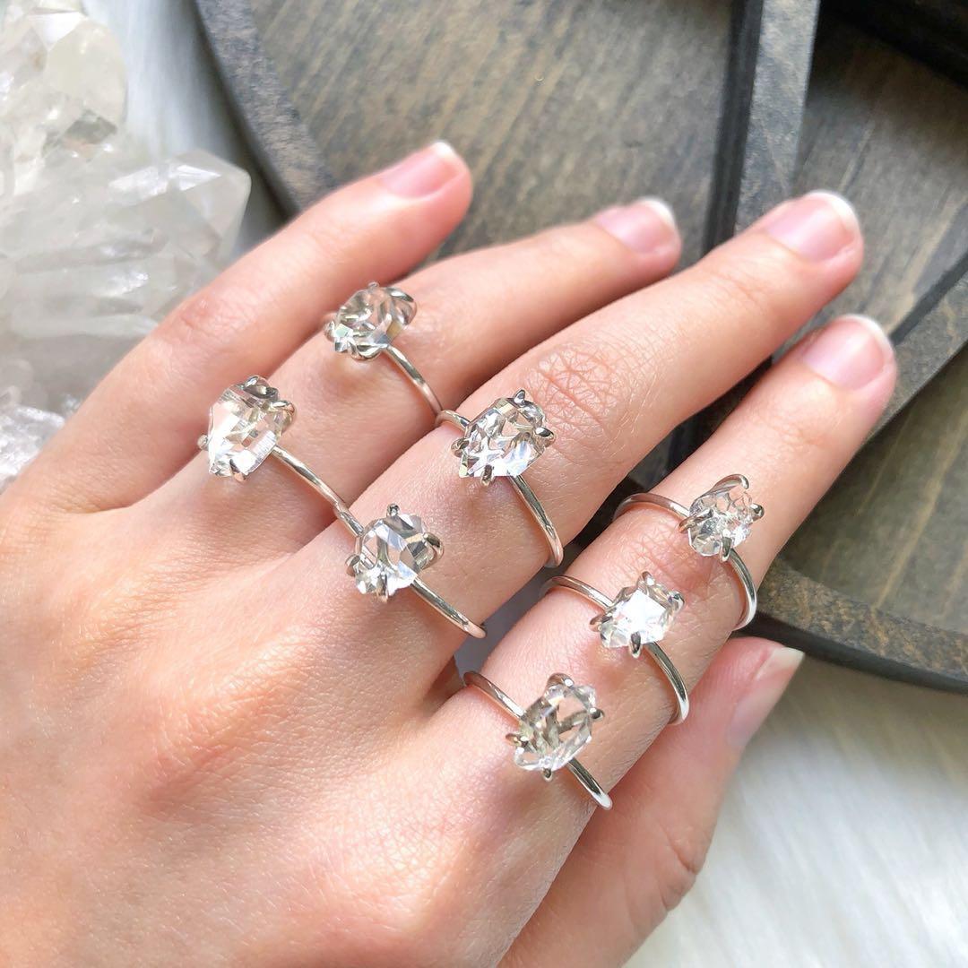 Herkimer Diamond - Every GEM has its Story! BulkGemstones.com