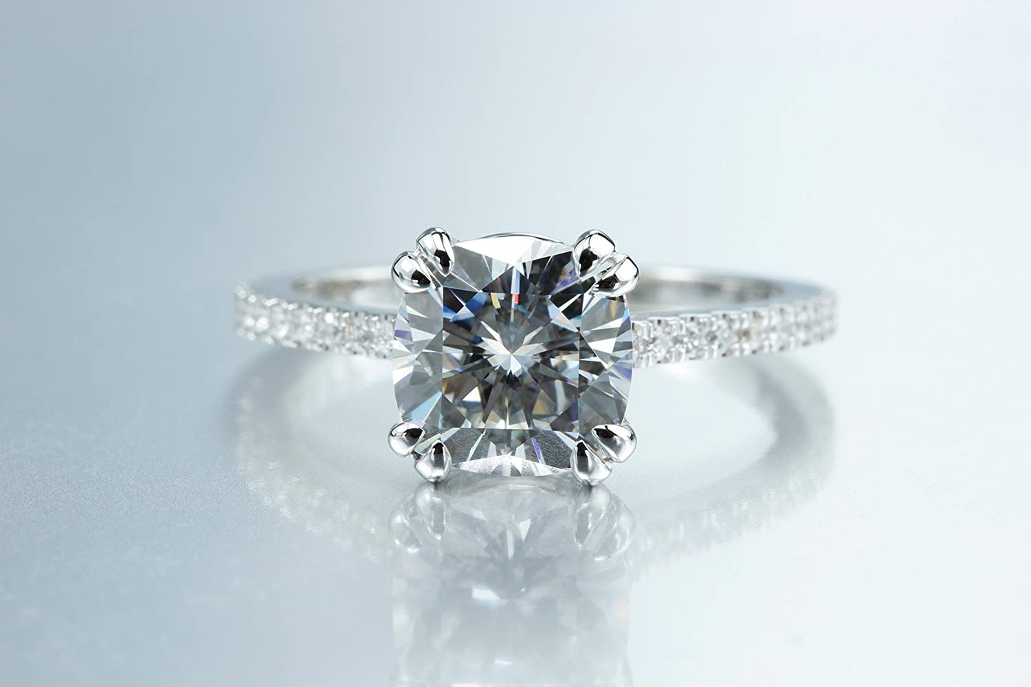 Moissanite Diamond - Know Information About